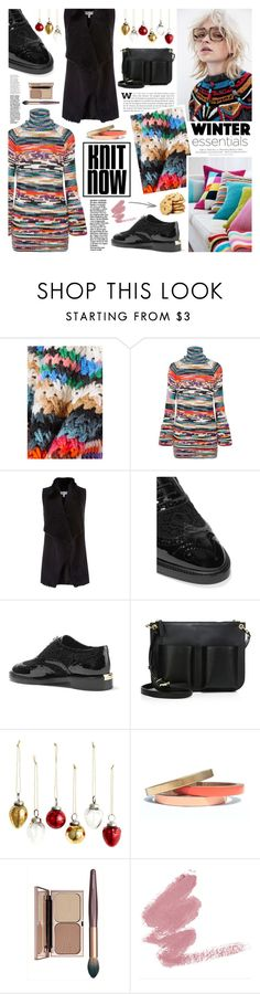 """""""Priscilla"""" by kumi-chan ❤ liked on Polyvore featuring Missoni, Coast, Burberry, Marni, H&M and Voz Collective"""