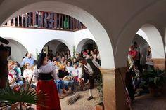La IV Ruta de Patios atrae a miles de visitas a Villanueva de los Infantes