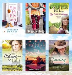 Enter to Win the Perfect Aussie Beach Reads for Summer!