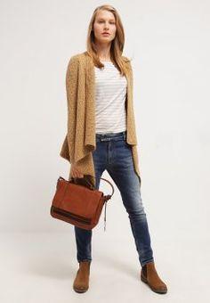 Anna Field Kardigan - camel za 179 zł zamów bezpłatnie na Zalando. Rebecca Minkoff, Camel, Chic, Bags, Outfits, Style, Accessories, Fashion, Purse