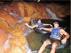 Cave tubing in Belize! http://www.kaanabelize.com/ #adventure #travel