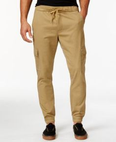 Univibe Break Twill Cargo Jogger Pants