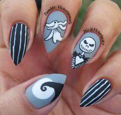 Disney Acrylic Nails, Halloween Acrylic Nails, Acrylic Nails Coffin Short, Disney Nails, Cute Acrylic Nails, Art Nails, Holloween Nails, Cute Halloween Nails, Halloween Nail Designs