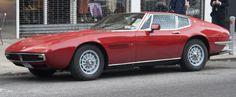 Maserati Ghibli (1967)