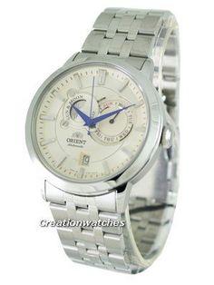 Orient Automatic Sun & Moon SET0P002W0 Mens Watch