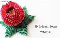 origami 3d tutorial - Pesquisa Google