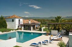 Cadiz Province - Inland Farmhouse Rentals in Spain | Beautifully Restored Farmhouse #villa #spain #holiday