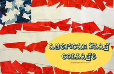 Deep Space Sparkle – American Flag Art Project