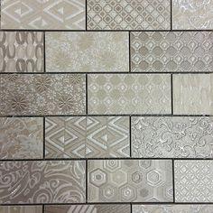 Novità!!! A breve disponibile #mosaic #mosaico #ceramica #tile #shabby #shabbychic #design #rivestimento #bagno #cucina #mattoncini #casamoda #subiaco by orlandi_srl_ceramiche