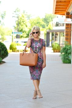 1c9ee09688 @lifestyledatl is all set for a weekend of parties in our London Times Naomi  Midi