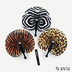 Neon Animal Print Party Lanterns, Paper Lanterns, Party Decorations, Party Themes & Events - Oriental Trading