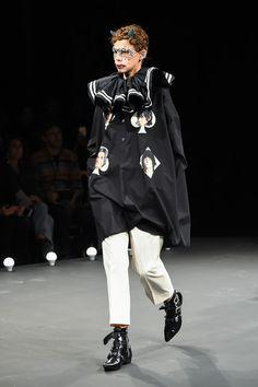 アンダーカバー 2016年春夏コレクション - ピエロが欺くロックンロール・サーカス - 写真49 | ファッションニュース - ファッションプレス