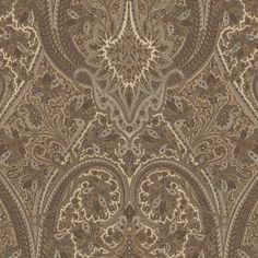 Havergate Paisley - Sparrow - Paisley - Fabric - Products - Ralph Lauren Home - RalphLaurenHome.com