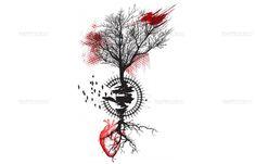 Dentre tantos os significados atribuídos às árvores o que eu acho mais digno é a conexão de forças, explicitada pela harmonia entre céu e terra, estabilidade e segurança, representada pelas raízes.