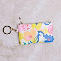 Zip Zip Keychain Pouch