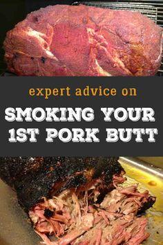 Guide to smoking pork butt