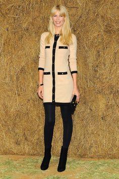Claudia Schiffer Ankle Boots - Claudia Schiffer Looks - StyleBistro
