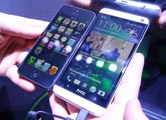 HTC One vs. iPhone 5 – Video    The recently launched HTC One was put up against its rival in a recent comparison made by PhoneArena.