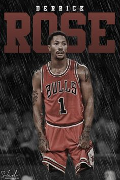 Derrick Rose Wallpapers, Steph Curry Wallpapers, Rose Bulls, Rose Nba, Nba Sports, Larry Bird, Sports Wallpapers, Detroit Pistons, Oklahoma City Thunder