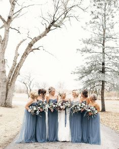 Top 5 Dusty Blue Wedding Color Schemes for 2020 Trends Wedding Invites Paper - Top 5 Dusty Blue Wedding Color Schemes for 2020 Trends Wedding Invites Paper Source by - Slate Blue Bridesmaid Dresses, Dusty Blue Bridesmaid Dresses, Dusty Blue Weddings, Wedding Color Schemes, Wedding Colors, Wedding Ideas, Wedding Themes, Wedding Photos, Wedding Locations