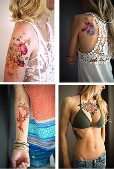 Custom Temporary Tattoos   InkDoneRight  Custom Temporary tattoos became an awesome accessory in mainstream fashion industry and amongst celebrities! They became surprisingly affordable and...
