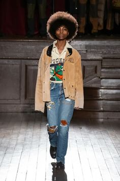FW/20 → Treehugger: Tales of the Forest – PHIPPS Punk, Jackets, Style, Fashion, Down Jackets, Swag, Moda, Fashion Styles, Punk Rock