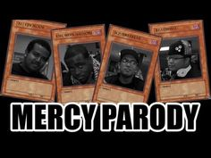 Kanye West - Mercy (Parody) [YuGiOh]  I hate Real song but Love the Parody