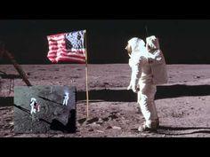 Il primo sbarco sulla Luna in HD