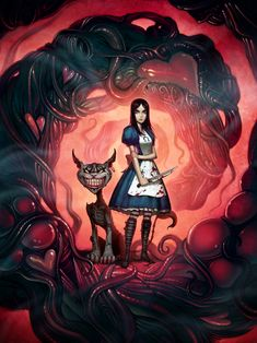 American Mcgee's Alice - I love those games sooooo much