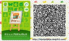 happy chair specialty shops and QR design Set ,Shop sign design<- 2 of 3