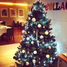 It is starting to look a lot like #celebrations at our Radisson Blu restaurant in #Glasgow! http://www.radissonblu.co.uk/hotel-glasgow