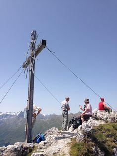 Hoher Burgstall (Kreuzjoch), Tirol, Stubaier Alpen, 2611m