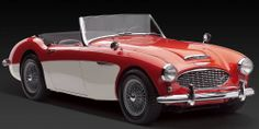 1960 Austin Healey BT7 - sure love this car!