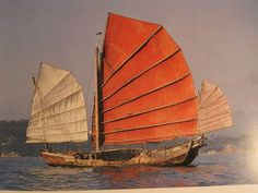 CHINESE JUNK BOATS   Can Chinese Junk actually circumnavigate? - Page 9 - Boat Design ...: