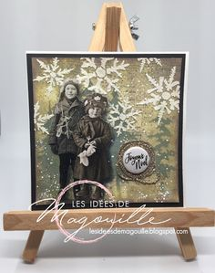 Winter 2019 collection Tim Holtz, Lime Citron, Mixed Media Cards, Cardmaking, Snowflakes, Badge, Creations, Ink, Paper