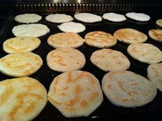 How to make Masa Harina (get non-gmo corn) Gorditas - these are a great for those who want a non gmo, gluten free pita pocket Masa Recipes, Gf Recipes, Gluten Free Recipes, Cooking Recipes, What's Cooking, Mexican Cooking, Mexican Food Recipes, Sin Gluten, Recipes
