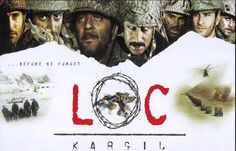 LOC: Kargil, at 4 hrs 25 min is the Longest Indian movie made so far.  Mera Naam Joker at 4 hrs 14 min is a close second.  After watching all the latest movies, these movies would feel like a life time don't you think :)