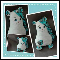Puschel Dinosaur Stuffed Animal, Toys, Creative, Handmade, Animals, Activity Toys, Hand Made, Animales, Animaux