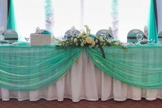 tavolo sposi tiffany - Cerca con Google