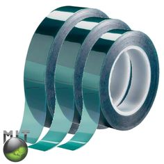 MIT - High Temp Green Polyester Masking Tape - MIT Powder Coatings Online Store Powder Coating, Masking Tape, Cherokee, Store, Green, Workshop, Paint, Projects, Duct Tape