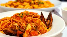 Image result for pasta pescatore