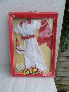 Pour Poupee Mannequin Cathie DE Bella Tenue Borneo EN Boîte | eBay