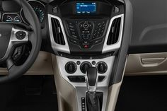 2013 Ford Focus vehicle