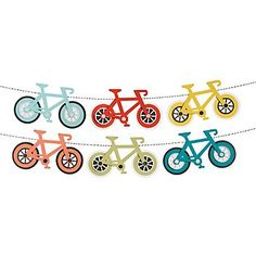 Bicycle Garland Kit (papersource)                                                                                                                                                                                 More