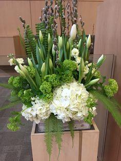 Bema arrangement Bar Mitzvah, Event Design, Florence, Plants, Wedding, Valentines Day Weddings, Bat Mitzvah, Plant, Weddings