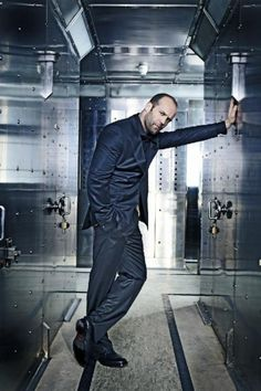 Jason Statham [photo: Ian Derry]