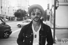 John Gourley. Portugal The Man.