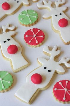 Top 16 Christmas Cookie Designs – Cheap Easy & Unique Party Day Decor Project - Homemade Ideas (11)