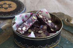 Rocky road er chokolade proppet med alverdens godhed! Det er knasende, sprødt…