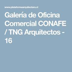 Galería de Oficina Comercial CONAFE / TNG Arquitectos - 16
